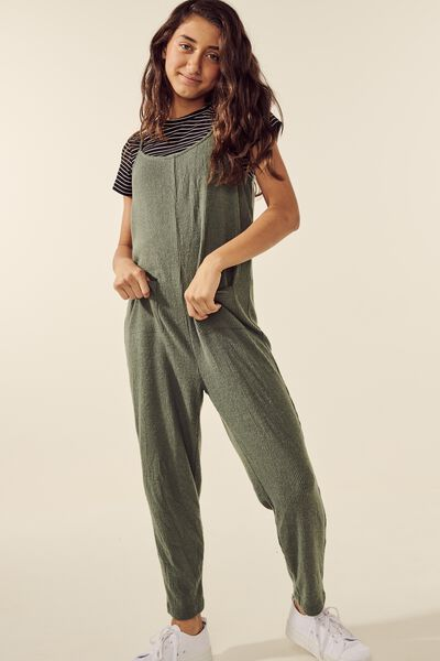 Super Soft Jumpsuit, MISTY MOSS