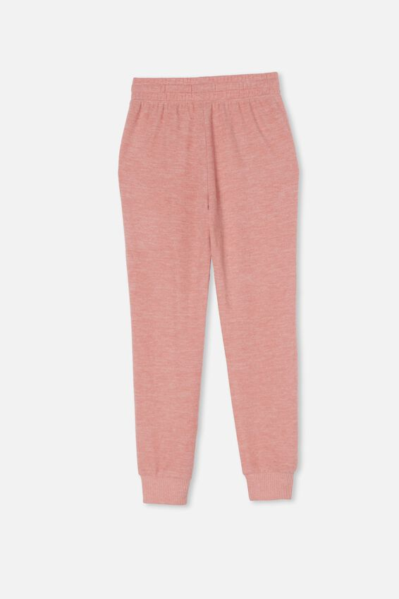 Supersoft Trackpant, EARTH CLAY