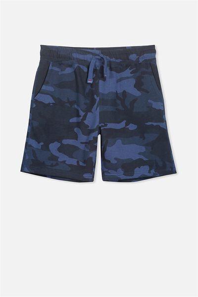 Game Knit Short, CAPTAINS BLUE/CAMO