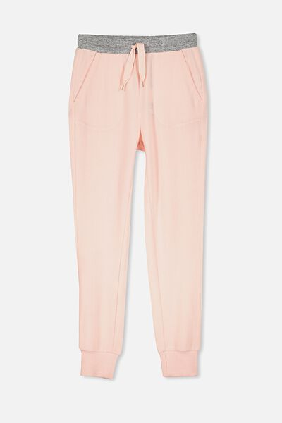 Super Soft Slouch Pant, SEA PINK
