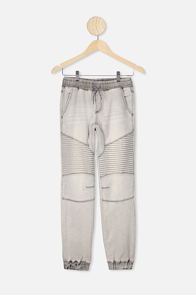 Slouch Pant, GREY WASH