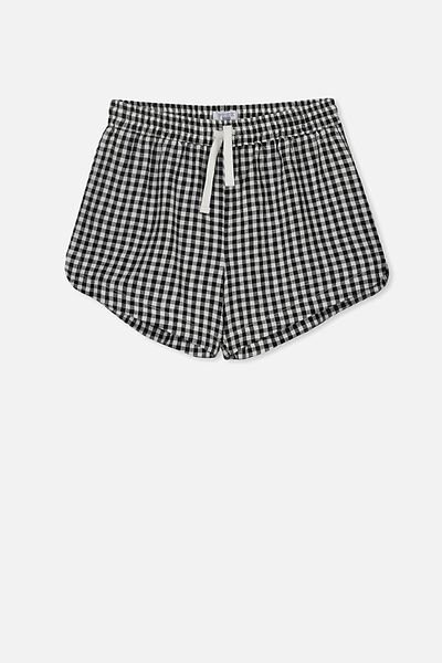 Willow Woven Short, GINGHAM