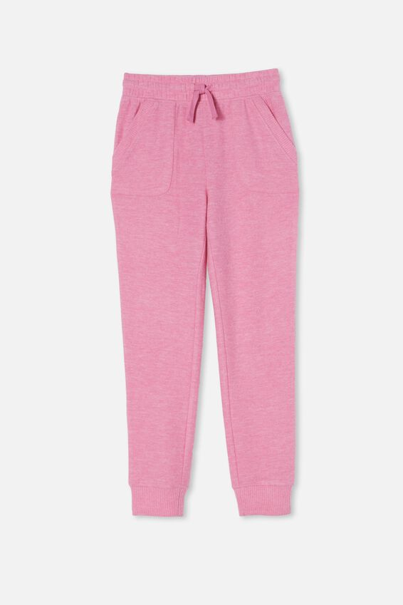 Supersoft Trackpant, PINK GERBERA MARLE