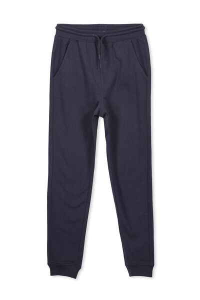 Mike Track Pant, NAVY