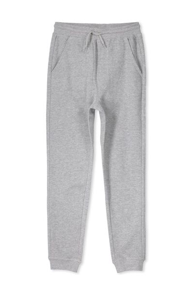 Mike Track Pant, GREY