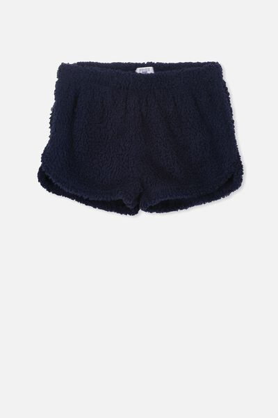 Super Soft Short, FREE NAVY TEDDY