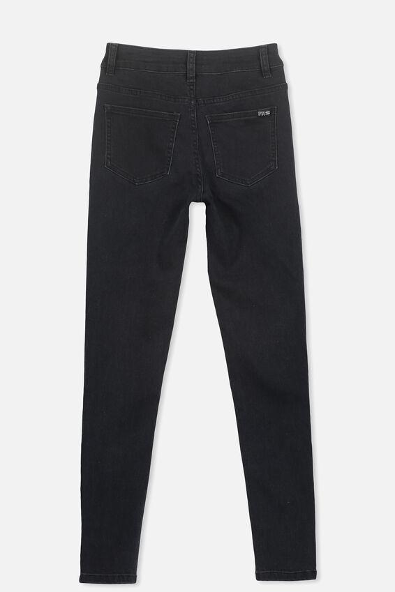 Skinny Jean, BLACK
