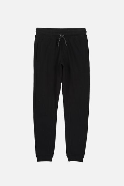 Rick Trackpant, BLACK