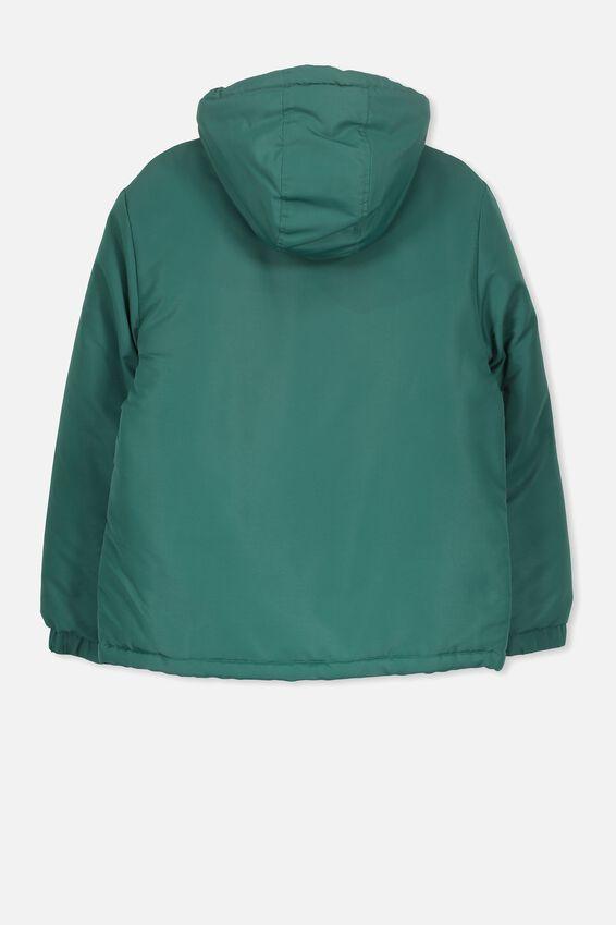 Explorer Jacket, RICH GREEN/SHADOW SPLICE