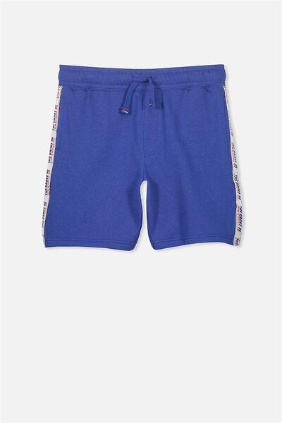 Game Knit Short, ADMIRAL BLUE/BRONX 86