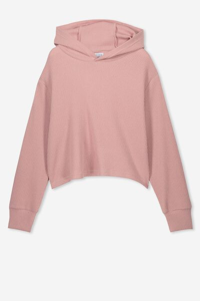 Super Soft Hoodie, DUSTY ROSE