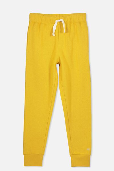 Equal Track Pant, GOLD GLOW