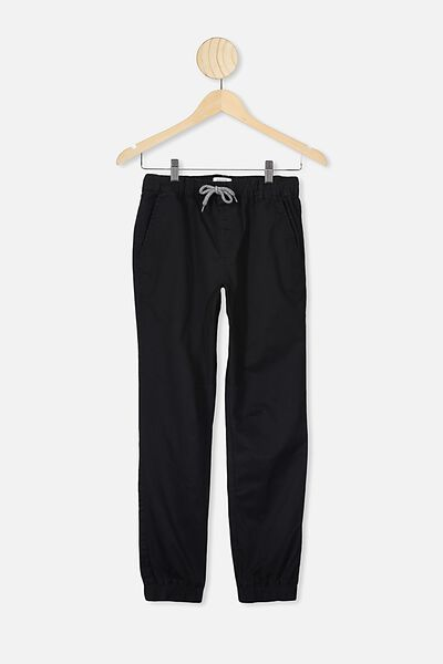 Downtown Jogger, VINTAGE BLACK