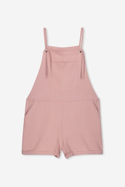 Tilly Playsuit, DUSTY ROSE