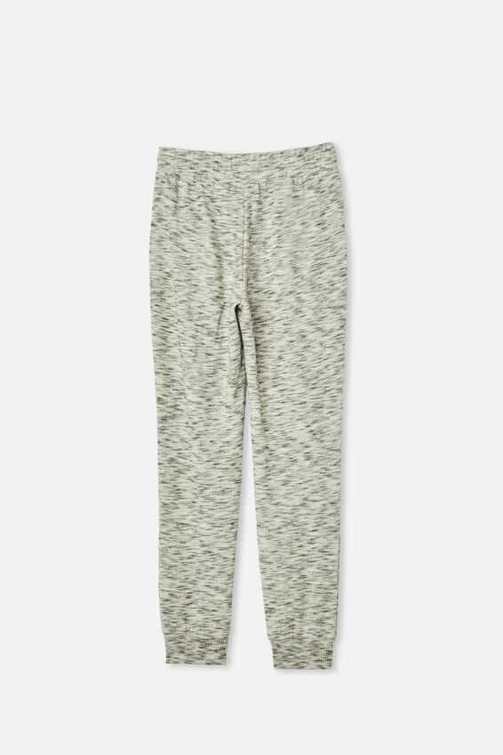Supersoft Trackpant, GREY MARLE SPACE DYE