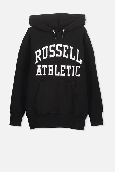 Russell Hoodie, LCN RUS/ARCH/BLACK
