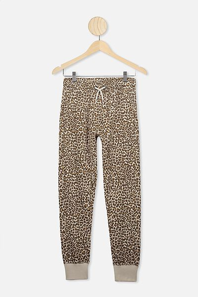 Girls Trackie, RAINY DAY/LEOPARD