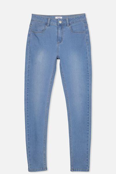 Skinny Jean, MID INDIGO