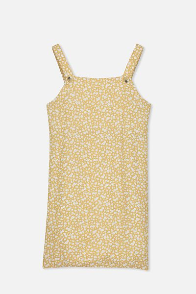 Pini Dress, TAFFY/HAVANA DITSY