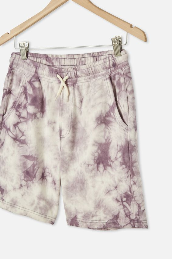 Harry Slouch Short 80/20, DUSK PURPLE/TIE DYE