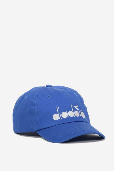 Embroidery Cap, ULTRA BLUE/DIADORA