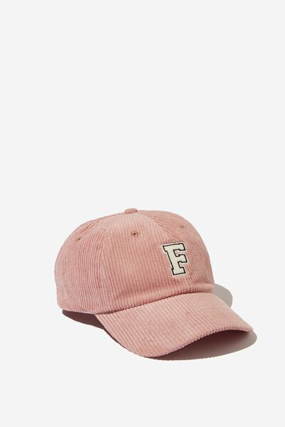 Free Cord Cap, DUSTY ROSE