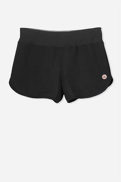 Free Active Jogger Short, BLACK