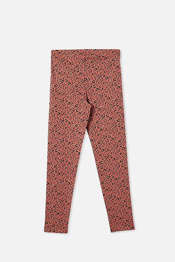 Alex Legging, CHUTNEY/GOLD SNOW LEOPARD