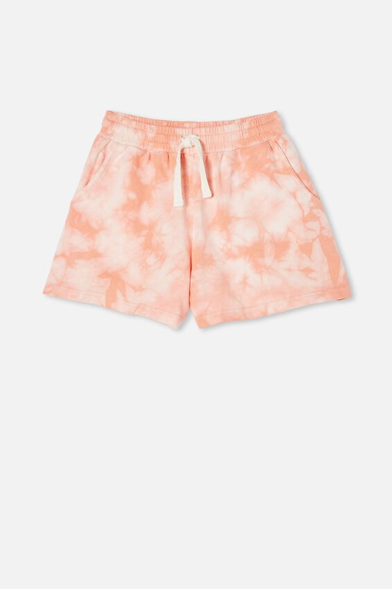 Bella Knit Short, MUSK MELON TIE DYE
