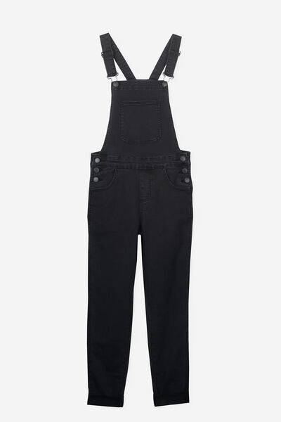 Denim Dungaree, SHADOW