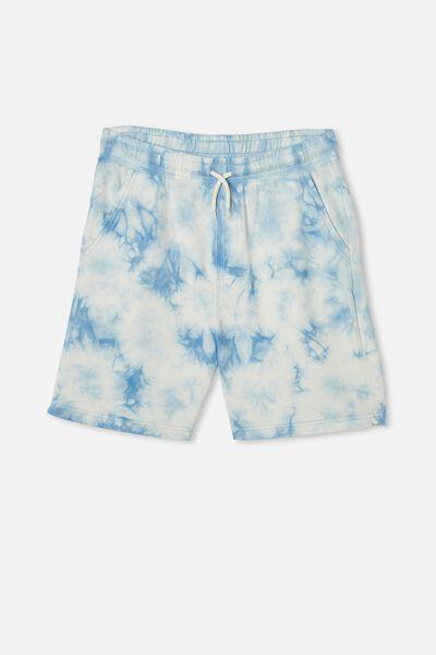 Harry Slouch Short 80/20, DUSK BLUE/TIE DYE