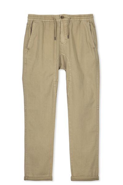 Zac Slouch Pant, SAND