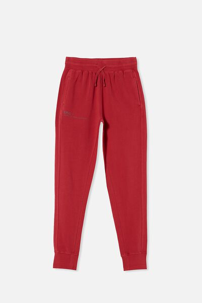 Girls Trackie, FORTUNE RED/ EPIC