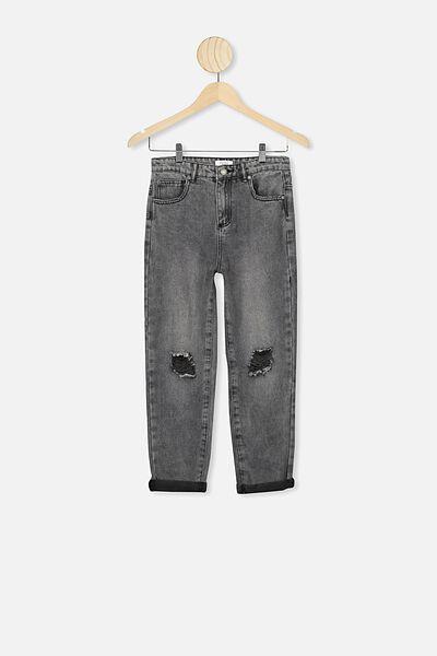 Indiana Jean, GREY WASH