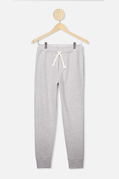 Todd Trackpant, SOFT GREY MARLE