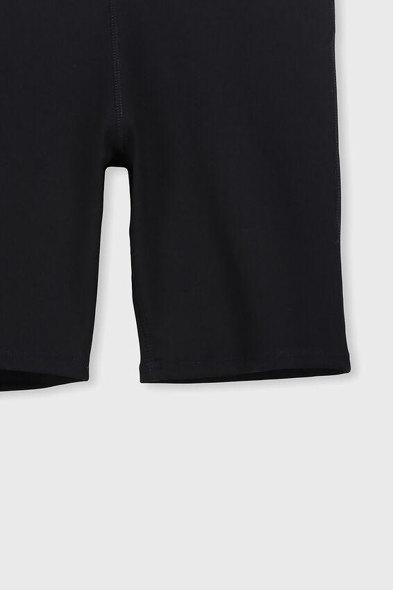 Core Bike Shorts, BLACK