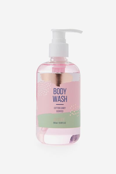 My Body Wash, COTTON CANDY