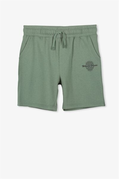 Game Knit Short, SOFT KHAKI/WORLD WIDE