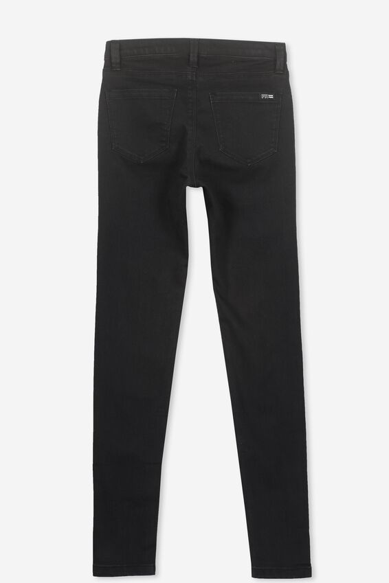 Jegging, BLACK