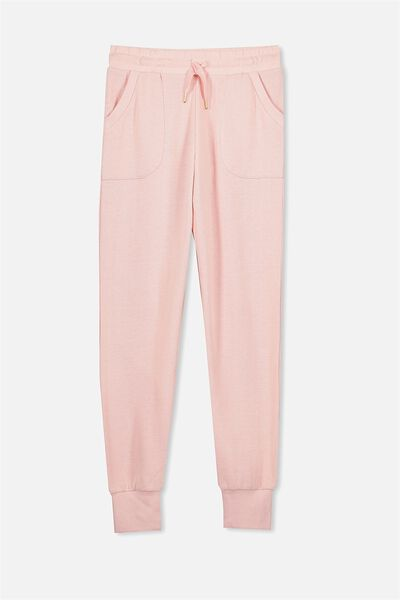 Tabitha Trackpant, SEA PINK