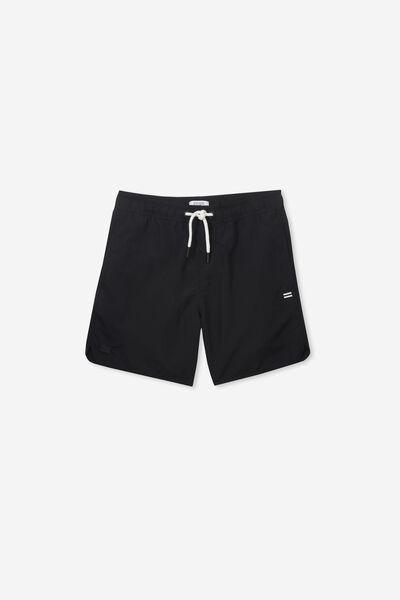 Swim Short, BLACK