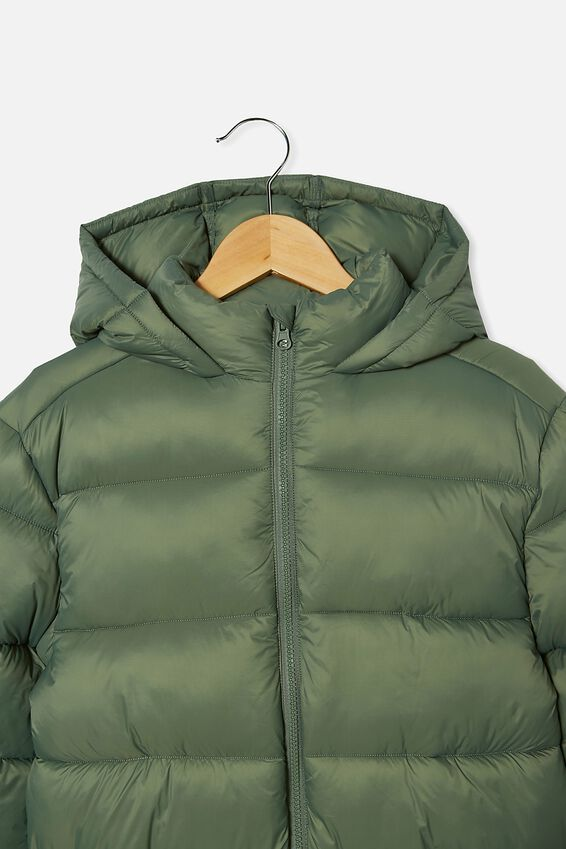 Charlie Puffer, SWAG GREEN