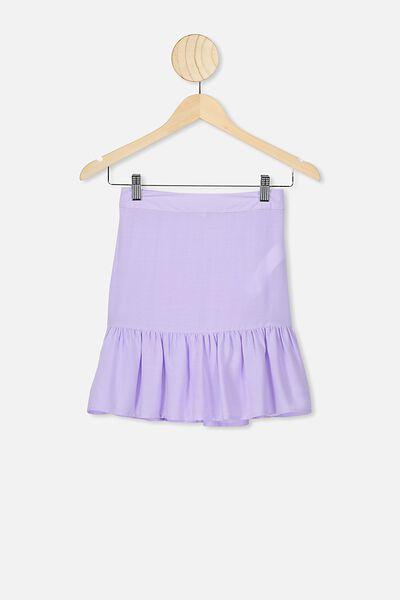 Harper Skirt, VINTAGE LILAC
