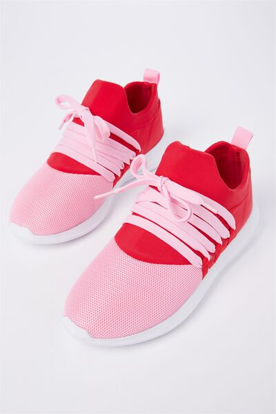 Free Stevie Mesh Trainer, SCARLET