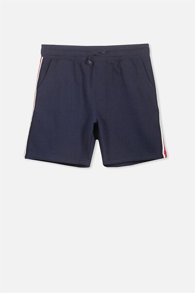 Game Knit Short, WASHED NAVY