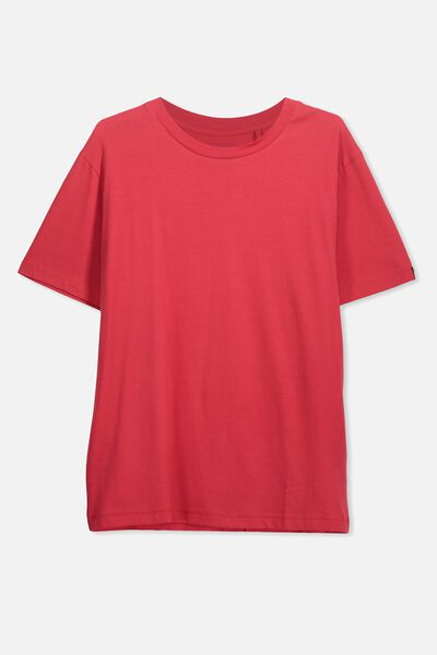 Equal Tee, RACING RED