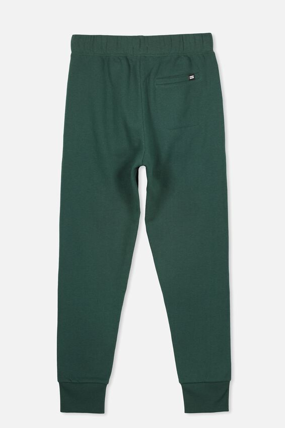 Equal Track Pant, RICH GREEN