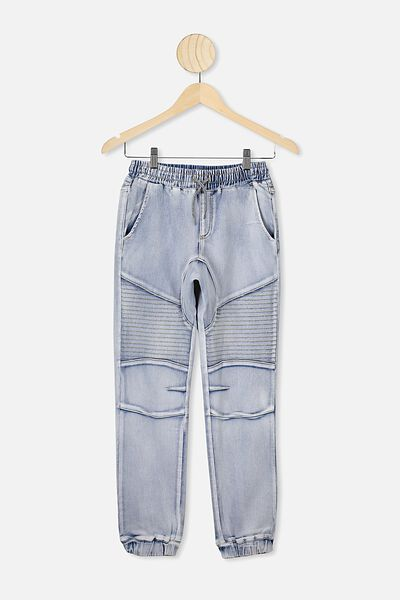 Slouch Pant, NEW SKY BLUE WASH