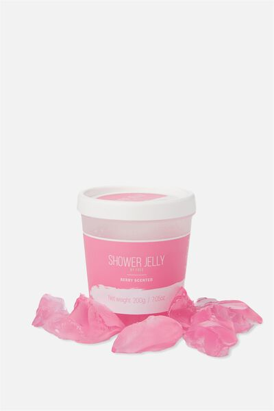 Shower Jelly, PINK BERRY