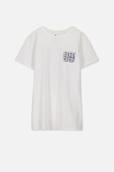 Ollie Ss Tee, WHITE/86 LOS ANGELES